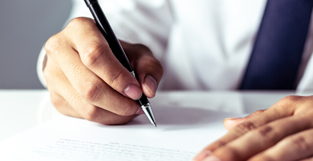 Verification Of Signatures